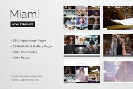 15 awesome web templates for photographers stockvault net