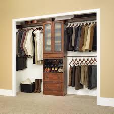 closet rubbermaid deluxe closet kit rubbermaid closet
