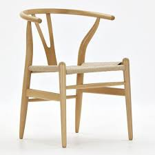 Hans Wegner YChair Wishbone CH Designer Stuhl Buche For The - Hans wegner chair designs