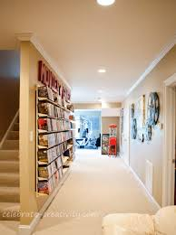 dvd library wall cool idea for a basement but i would want it in