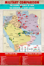 Map Of Syria And Israel by Vs Saudi Arabia Comparison Of Military Power Infographics