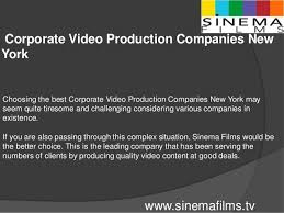 production companies nyc production companies nyc
