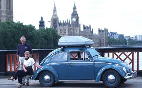 volkswagen beetle classic new zealand couple takes old vw bug on one last adventure travel