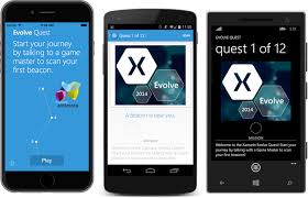 tutorial android beacon library interactive journeys with xamarin and beacons at xamarin evolve