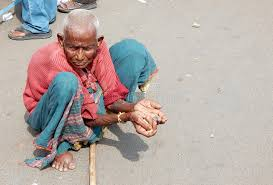 Seeking In Hyderabad Poor Indian Seeking Help Editorial Photo Image Of Social