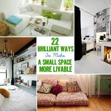 Brilliant Ideas For Your Tiny Apartment - Interior design for small space apartment