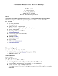 Receptionist Resume Example by Salon Resume Sample Free Resume Example And Writing Download