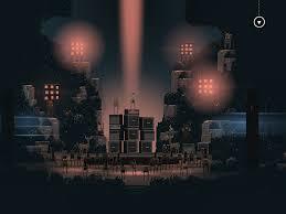 spooky pixel background http createdigitalmotion com files 2011 04 rockshow png level