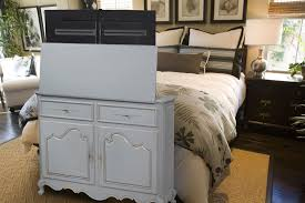 Bedroom Furniture Tv Lift Belle Weathered Grey Tv Lift Cabinet Tv Lift Cabinets For End Of Bed