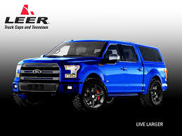 Ford Raptor Truck Topper - these 7 new ford f 150 concepts are coming to sema