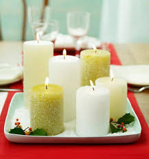 christmas candle centerpiece ideas 50 easy christmas centerpiece ideas midwest living