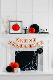 printable halloween banners