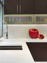 glass backsplash for kitchens modern white marble glass kitchen backsplash tile backsplash com