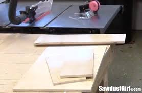 how to build a table with drawers vertical drawers for organized workshop storage sawdust