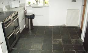 slate kitchen floor image problems with the installation of