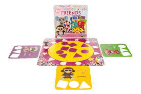 ty beanie boos friends game toys