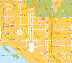 San Diego City Map by City Map Of San Diego Ca You Can See A Map Of Many Places On The
