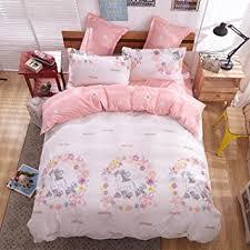 Unicorn Bed Set Magic Unicorn Bed Set By Kmz 4pcs Size