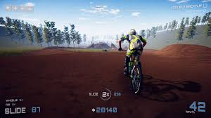 motocross madness game new descenders footage nintendo everything