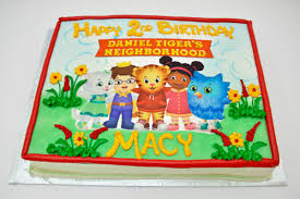 daniel tiger cake bethel bakery