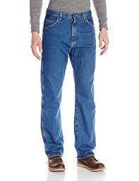 Rugged Clothing Wrangler Rugged Wear Men U0027s Fleece Lined Jean At Amazon Men U0027s