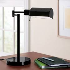 Sunlight Desk Lamp by Mainstays Swing Arm Sunlight Lamp Blackl Walmart Com