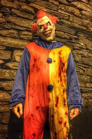 what is the killer clown hoax how many irish sightings have there