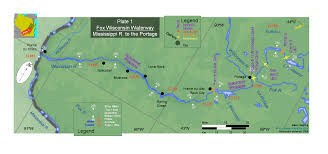 Wisconsin Dells Map by Two Rivers Wi Map Popular River 2017