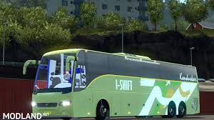 game bus mod indonesia apk volvo bus mod with indian volvo b7r b9r b11r passengers mod for ets 2