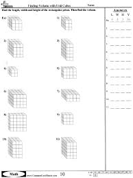 volume worksheet 5th grade free worksheets library download and