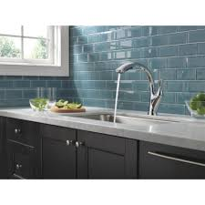 delta kitchen faucets foundations collection delta kitchen
