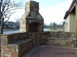 fireplace kits outdoor fireplaces and pits daco stone kit idolza