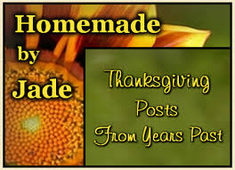 thanksgiving posts from years past by jade