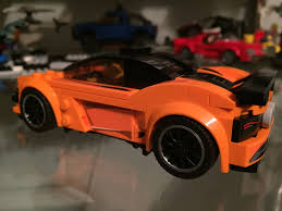 custom mclaren 720s mildly modified lego speed champions mclaren 720s album on imgur