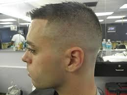 medium high fade women medium haircut