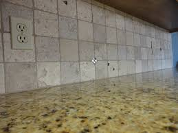 Caulking Kitchen Backsplash Grouting A Backsplash To Countertop Joint With Caulking
