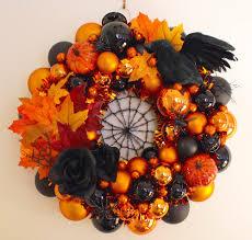 Halloween Witch Wreath by Spooky Halloween Door Wreaths Designs Decorating Kopyok Interior