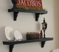 how to build a simple shelf rustic diy and handcrafted accents