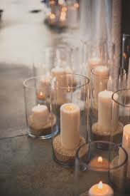 Rustic Vases For Weddings 43 Mind Blowingly Romantic Wedding Ideas With Candles Deer Pearl