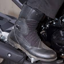 comfortable motorcycle riding boots alpinestars multiair xcr gore tex boots review comfort out of the box