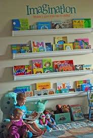 Childrens Wall Bookshelf Childrens Wall Bookcase Home Decor Color Trends Contemporary With