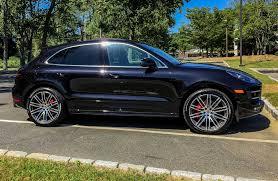 Porsche Cayenne Jet Black Metallic - show us your 21