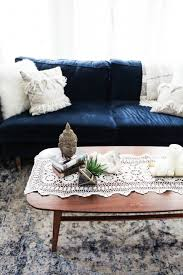 Terrarium Coffee Table by 3 Ways To Style A Coffee Table Whitney Port