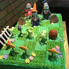 Plants Vs Zombies Cake Decorations The 25 Best Plant Zombie Ideas On Pinterest Plants Vs Zombies