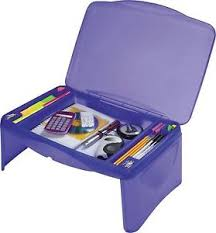 portable lap desk with storage blue kids portable lap desk tray writing laptop table with storage