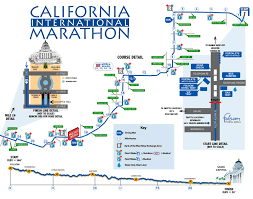 Boston Marathon Elevation Map by 7 Things You Need To Know About Sacramento U0027s California