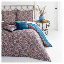 multicolored duvet covers target