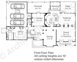 house plan with basement cool design house plans with daylight basement one story plans