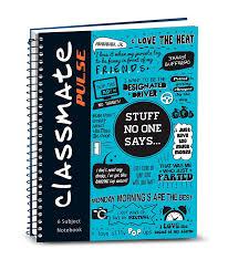 classmates books classmate premium 6 subject notebook 203mm x 267mm