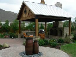 Detached Covered Patio Outdoor Living Seasons Lawn U0026 Landscape